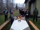 Külama palvela ümbruse tööd 17. november 2012